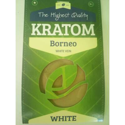 White Borneo Kratom 25 g