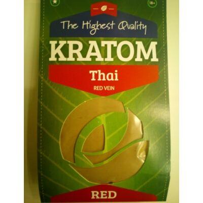 Red Thai Kratom 100 g
