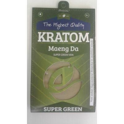 Super Green Maeng Da Kratom 25 g