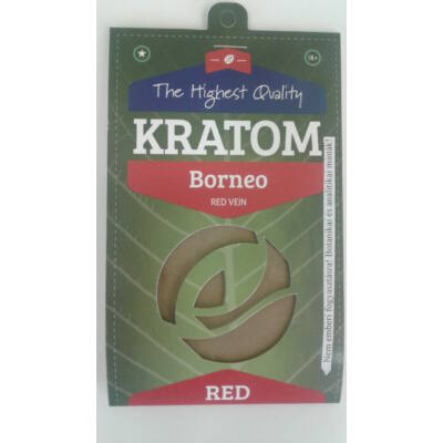 Red Borneo Kratom 25 g