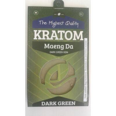 Dark Green Maeng Da Kratom 25 g
