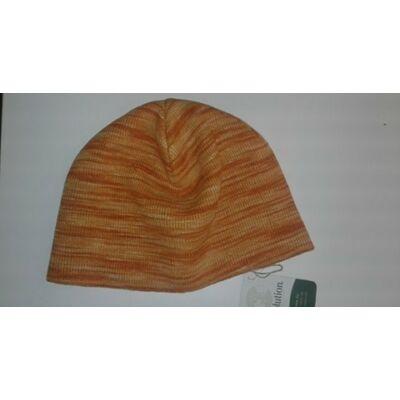 Kender kötött sapka narancssárga