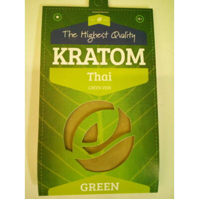 Green Thai Kratom 100 g
