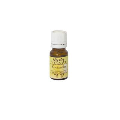 Koriander ( Coriandrum sativum ) 100% illóolaj 10 ml