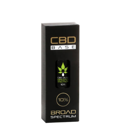CbdBase Broad Spectrum 10% 10ml