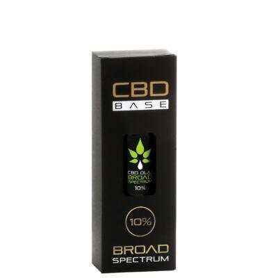 CbdBase Broad Spectrum 10% 10ml