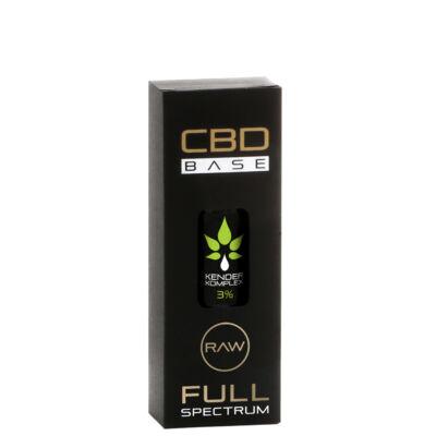CbdBase kender komplex 3% 10 ml