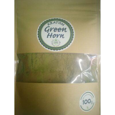 Green Horn Kratom 100g