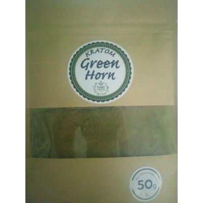 Green Horn Kratom 50g
