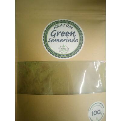 Green Samarinda Kratom 100g