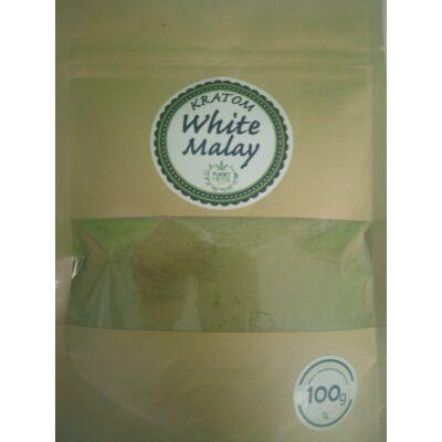 White Malay Kratom 100g