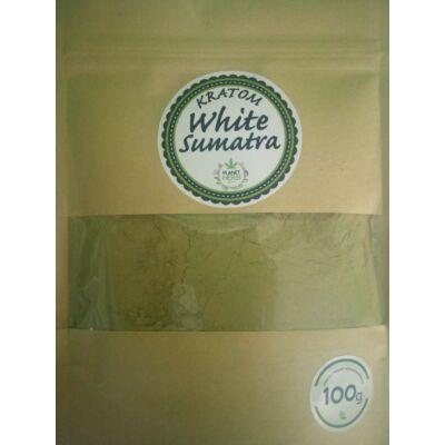 White Sumatra Kratom 100g